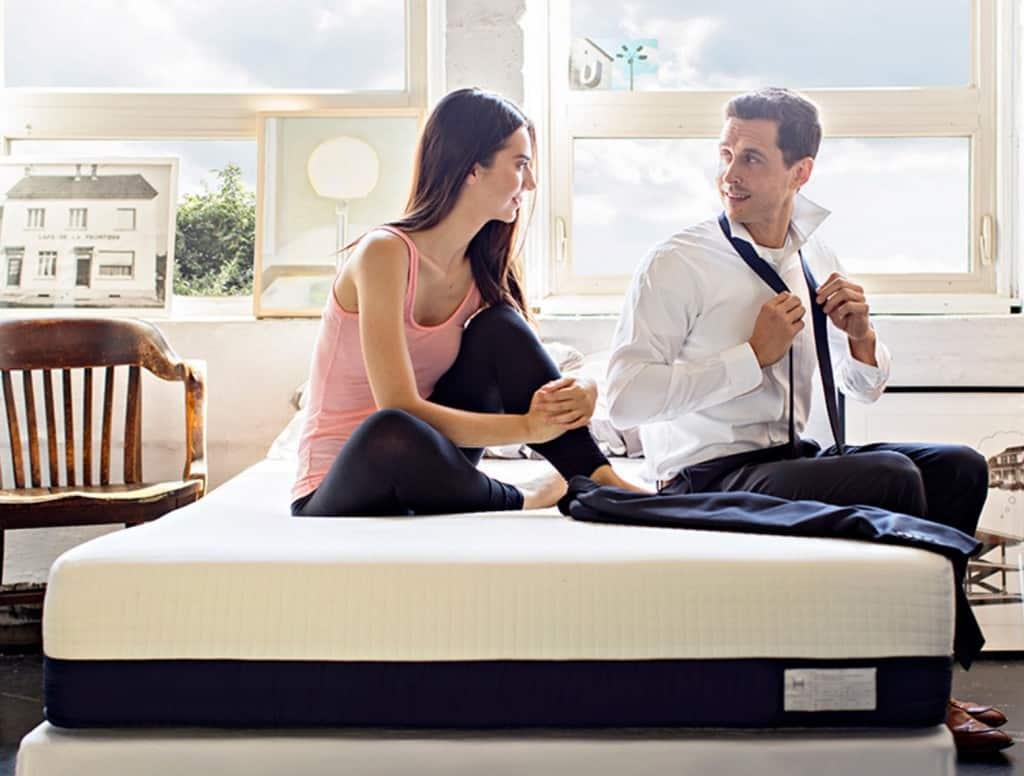 Helix mattress best split custom mattress