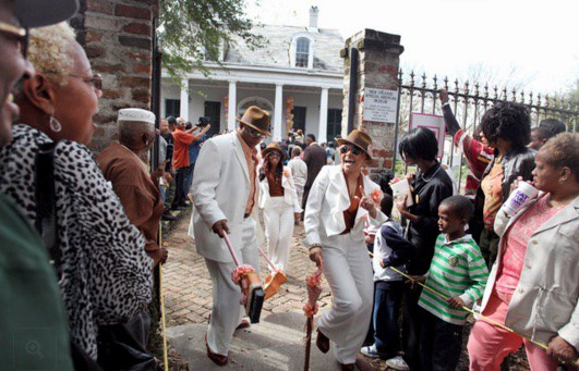 New Orleans image courtesy New York Times