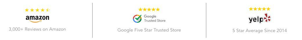 Tuft and Needle - 5 star reviews