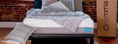 Leesa vs. Dromma mattress comparison - Dromma Bed