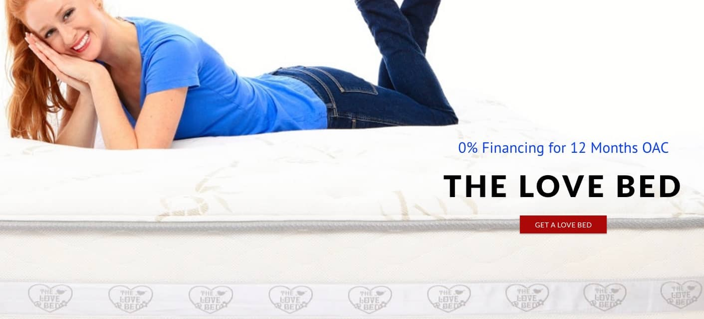Nest Love Bed Home Page Cover Shot Sleep Delivered