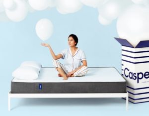 Casper mattress review - hero shot