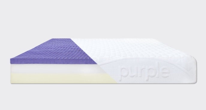 Purple Mattress - cover