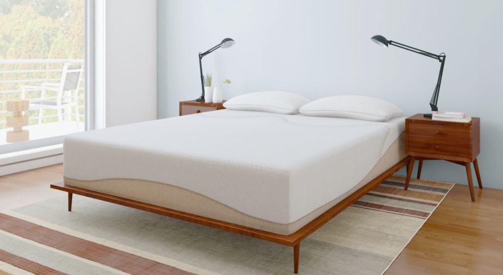 Amerisleep Liberty mattress review - hero shot