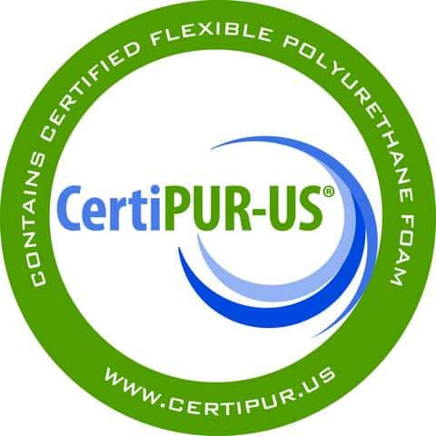 CertiPUR US 4Sleep Mattress certification