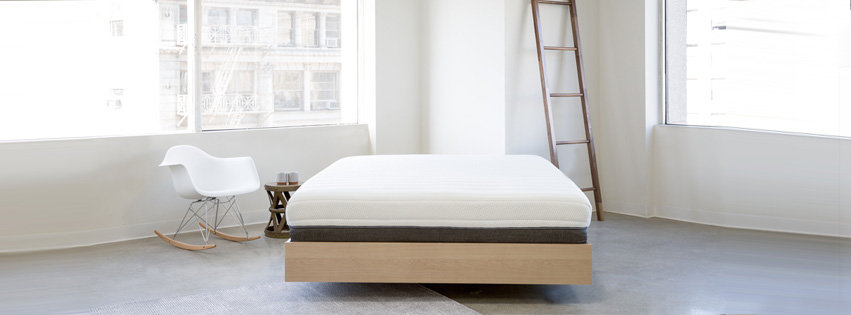 Luxi mattress style and aesthetics