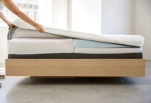Luxi mattress customization