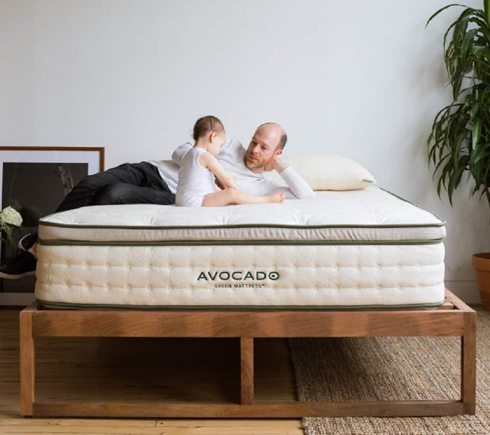 Avocado Green Mattress Review Organic Luxury For 70 Less