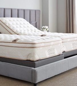 Saatva Mattress Review - split configuration option