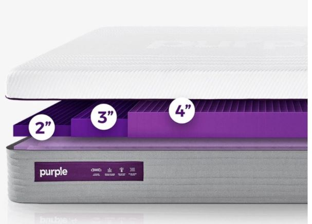 Purple NEW mattress review