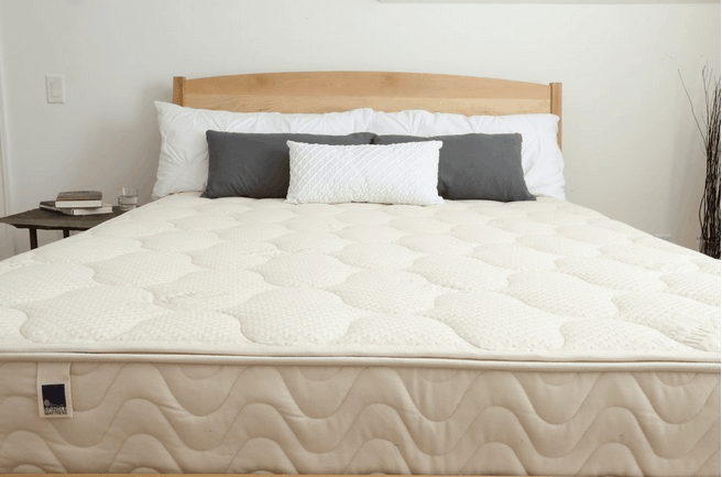 Spindle Latex Mattress