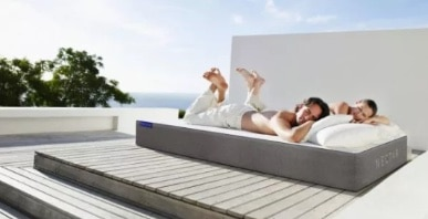 Nectar mattress outdoor