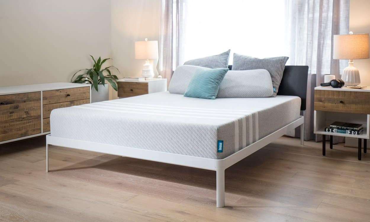 FAQS on Leesa mattress warranty, shipping and more