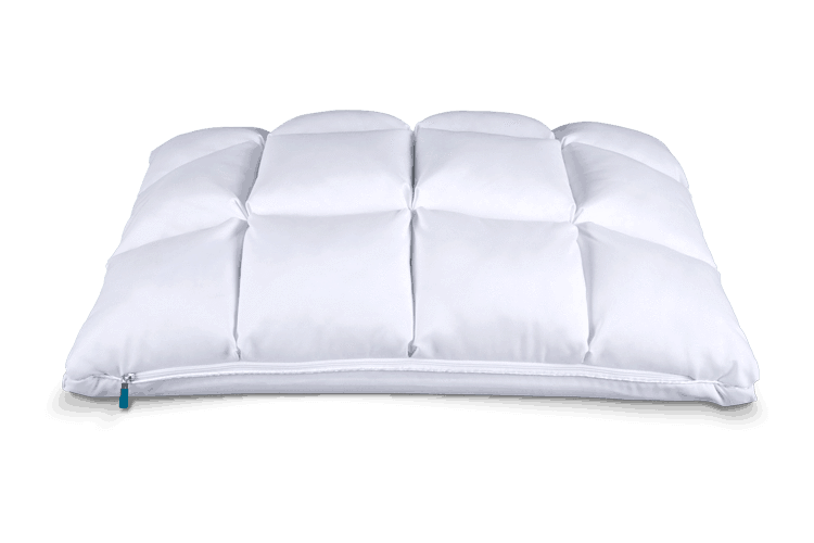 Leesa Hybrid Pillow goes great with the Leesa mattress