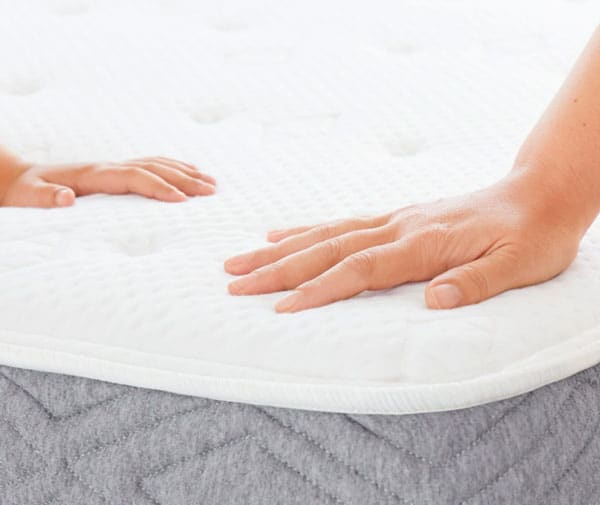 Allswell Luxe Hybrid mattress review - Cover