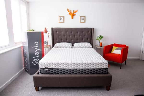 Layla Mattress Coupon Discount Code - hero shot