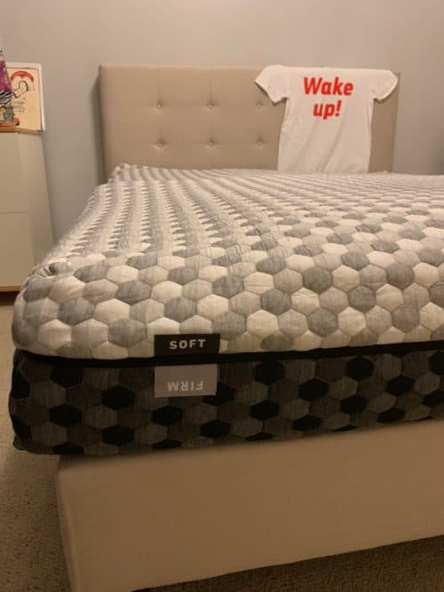 Layla Mattress Review Soft Vs Firm Choice Sleep Delivered