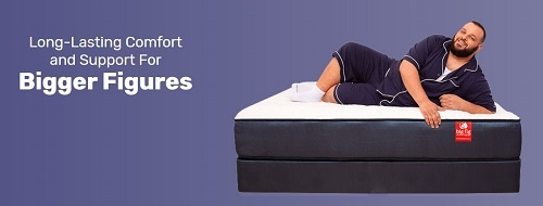 Hybrid Mattresses for heavy sleepers