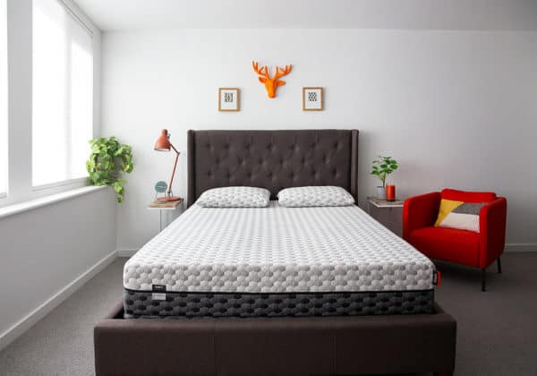 Layla mattress review - hero shot