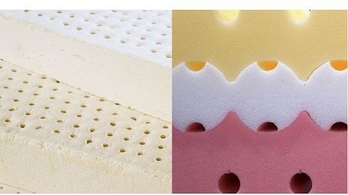 What Is The Difference: Latex vs Memory Foam?