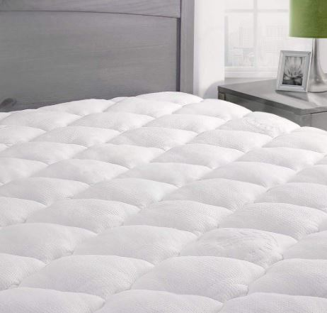 Exceptional Sheets Bamboo Mattress Pad