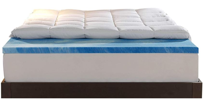 Best Mattress Topper For Back Pain 2019 Top Picks For Low