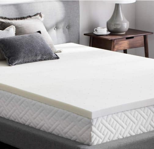 Top 15 Mattress Toppers For Back Pain 2020