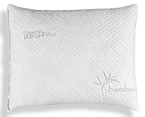 Xtreme Comforts Adjustable Loft Bamboo Memory Foam Pillow