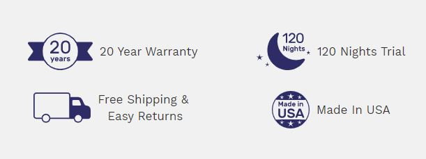 Big Fig Shipping, Warranty