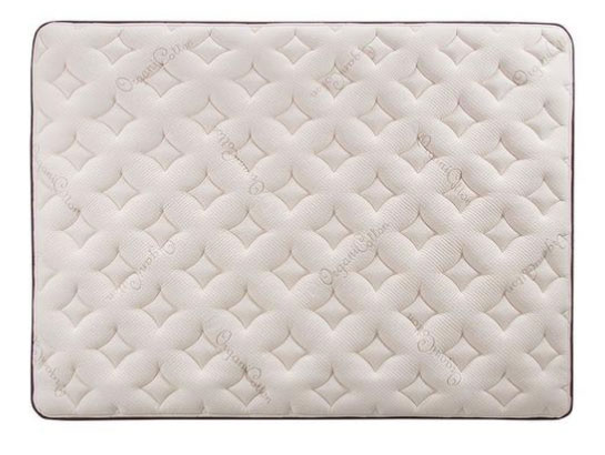 Nest Hybrid Latex Mattress - cover