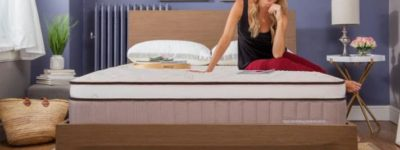 Nest Hybrid Latex Mattress - hero