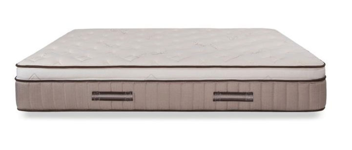Nest Hybrid Latex Mattress - side