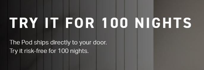 eight sleep 100-Night Trial