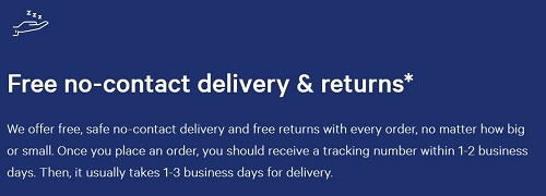 Casper delivery and returns