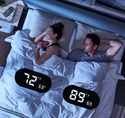 Dual Zone for couples