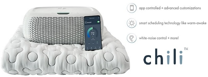 Ooler Bed Cooling System Review With Smartphone Control