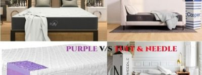 Puffy vs. Casper vs. Purple vs. Tuft & Needle
