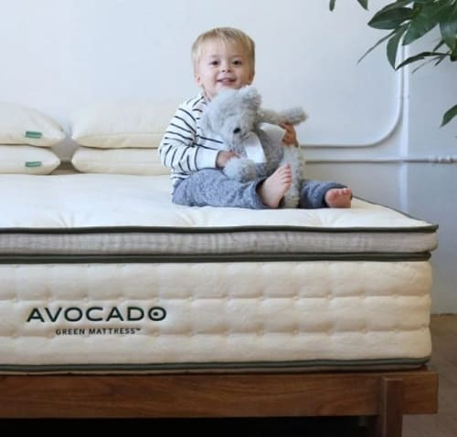 avacado green luxury mattress