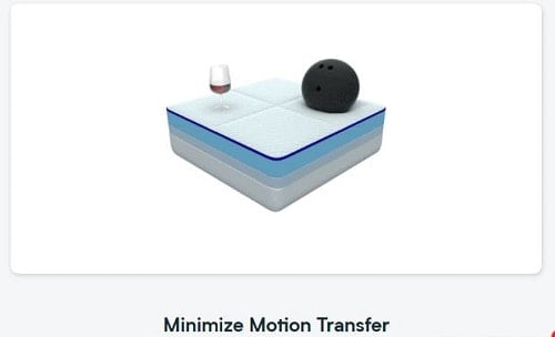 nectar mattress motion transfer