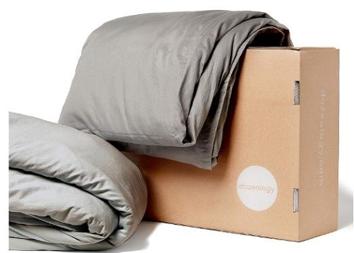 Dozeology Premium Weighted Blanket