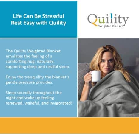 Quility health benefits