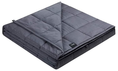 Zonli 20lb Weighted Blanket