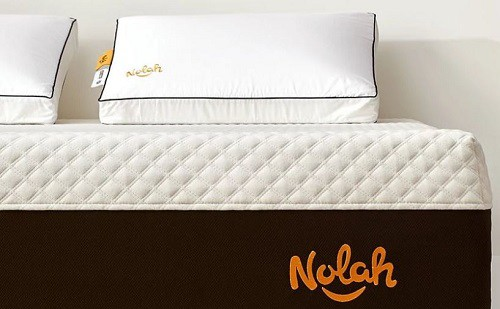 Nolah - best hybrid mattress for heavy side sleepers