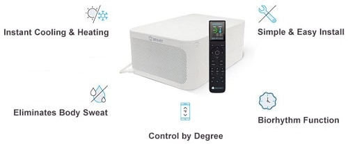 bed air conditioner