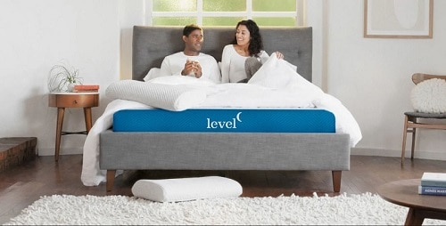 level sleep tri-support mattress