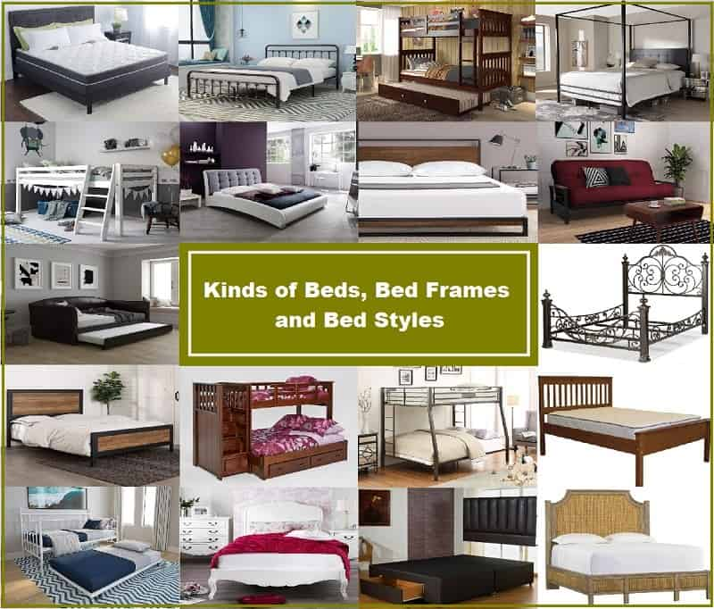 Bed Frames and Bed Styles