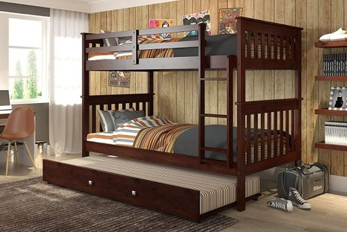 Bunk With Trundle beds