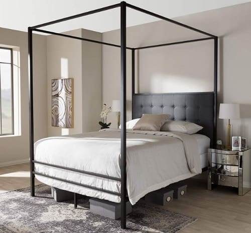 Contemporary Canopy beds
