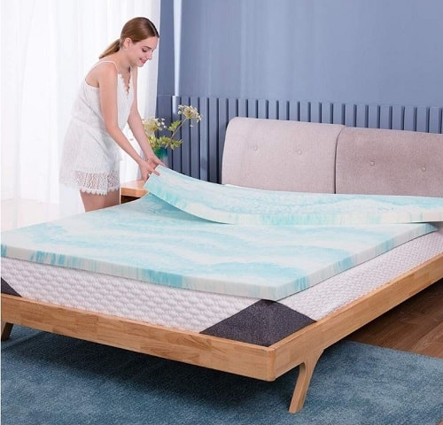 POLAR SLEEP Mattress Topper
