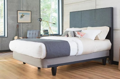 PlushBeds Quiet Balance Bed Frame